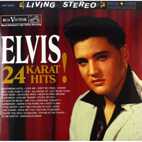 24-Karat-Hits-VINYL-Elvis-Presley-Vinyl