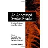 An Annotated Syntax Reader: Lasting Insights and Questions