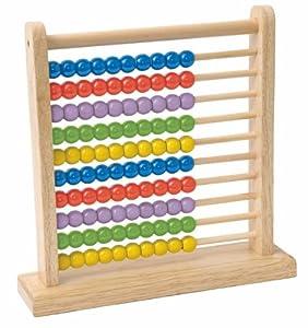 z hlrahmen lernspiel rechenrahmen abacus holz holzz hlrahmen rechnen abakus spielzeug. Black Bedroom Furniture Sets. Home Design Ideas