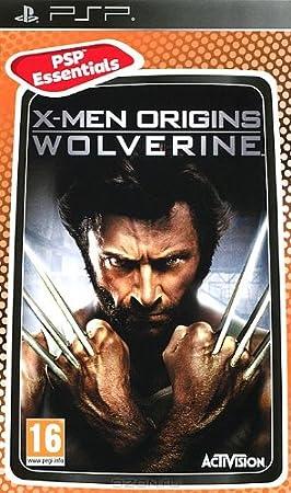 X-Men Origins: Wolverine - Essentials Version (PSP)