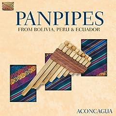 Pablo Carcamo: Aconcagua - Panpipes From Bolivia, Peru and Ecuador
