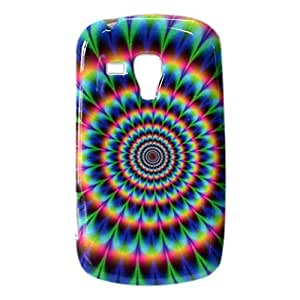 VAV New Sparkle Printed Protective Phone Soft Back Case Cover For Samsung Galaxy S Duos S7562
