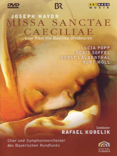 Cover art for  Missa Sanctae Ceaciliae