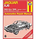 img - for Jaguar Xj6 1968 Thru 1986: Series 1, 2 & 3 (Owners Workshop Manual) (Paperback) - Common book / textbook / text book