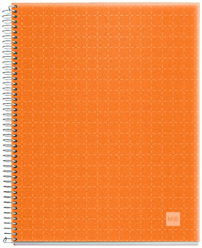 miquelrius-medium-spiral-bound-grid-notebook-candy-code-tangerine-65-x-8-4-subject-graph-pages