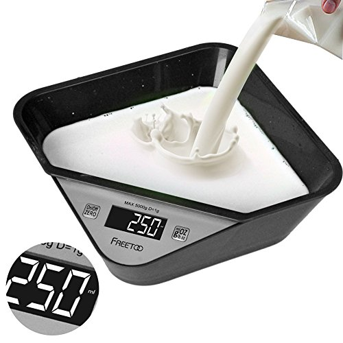 Food scale freetoo professional digital multifunction for Professional food scale