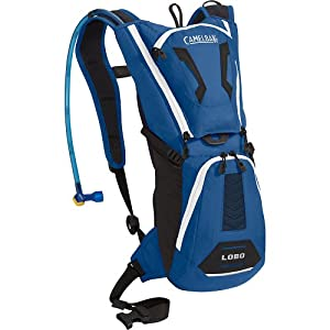 Camelbak Men's Lobo Hydration Pack (100-Ounce/200 Cubic-Inch, Skydiver Blue)