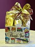 Image of Sweet Thank You Gourmet Gift Basket