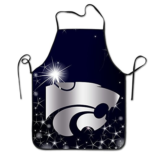 Kansas State Wildcats Platinum Logo Kitchen Crafting Apron (Kansas State Chef Hat compare prices)