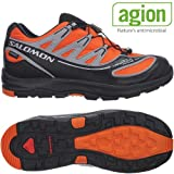 Salomon XA Pro 2 WP K 120568 running shoes kids toddler orange