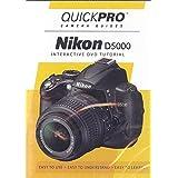 Nikon D5000 - QuickPro Camera Guides - DVD