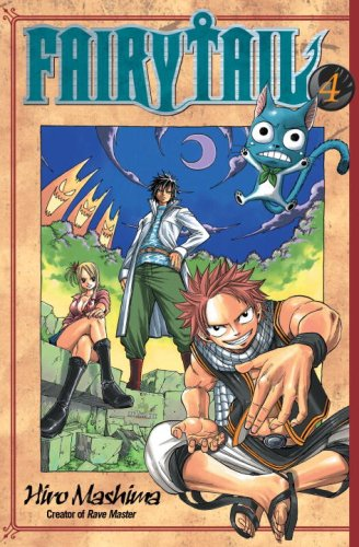 Fairy Tail 4 (Fairy Tail (del Ray))