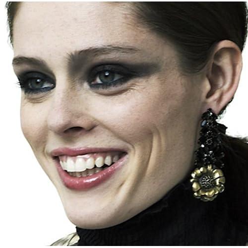 Amazon.com: Elizabeth Cole Jewelry - Cascading Flower Earrings
