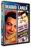 Because You're Mine (1952) / The Toast Of New Orleans (1950) - Region 2 PAL Double-DVD, plays in English without subtitles by Mario Lanza
