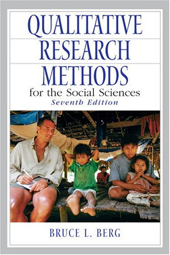 Qualitative Research Methods for the Social Sciences (7th...