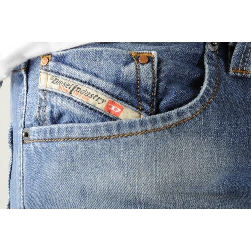 mens diesel larkee 0810j jeans waist 32 leg 32 at. Black Bedroom Furniture Sets. Home Design Ideas