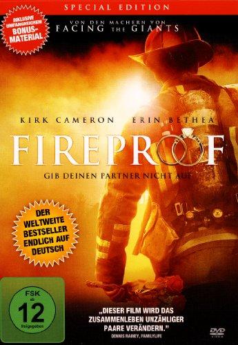 FIREPROOF - Gib deinen Partner nicht auf Special Edition
