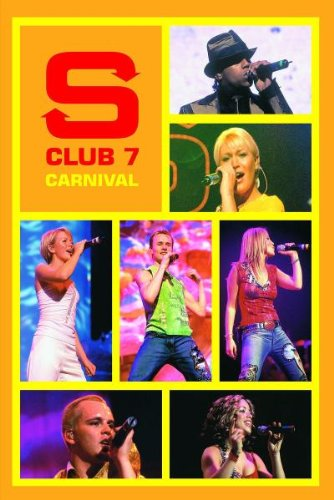 S Club 7 - S Club Carnival Live [DVD]