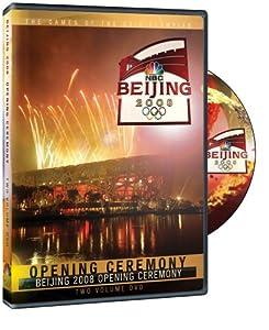 Beijing 2008: Opening Ceremony