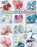 Precious Baby Booties (Annie's Attic: Crochet)