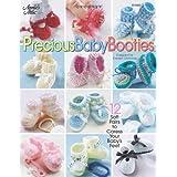 Crochet Precious Baby Booties 8740501 ~ Carolyn Christmas