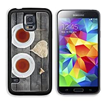 buy Msd Samsung Galaxy S5 Aluminum Plate Bumper Snap Case Autumn Tea For Two In Vintage White Cups On A Grey Rustic Wooden Table With Image 22606218