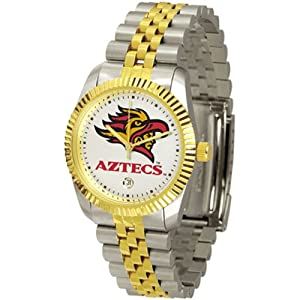 San Diego State Aztecs NCAA Executive Mens Watch by SunTime