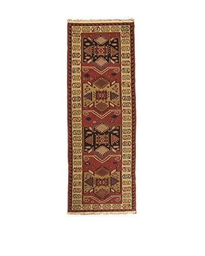 RugSense tapijt Sumak veelkleurige 295 x 93 cm