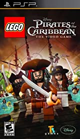 LEGO Pirates of the Caribbean para Sony PSP.