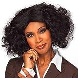 Negro peluca de Whitney
