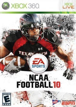 NCAA Football 10 - Xbox 360 (Ncaa Football 10 Xbox 360 compare prices)