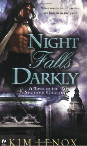 Image of Night Falls Darkly: A Novel of the Shadow Guard