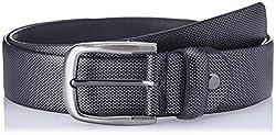 Dandy AW 14 Black Leather Men's Belt (MBLB-266-S)