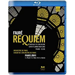 Faure Requiem [Blu-ray]