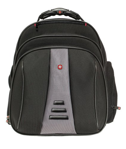 Wenger WA-7402-14F00 Sahara Laptop 15.4-inch Backpack (Grey)