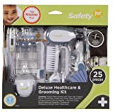 NewBorn, Baby, Safety 1st Hospital's Choice 25-Piece Deluxe Healthcare & Grooming Kit New Born, Child, Kid
