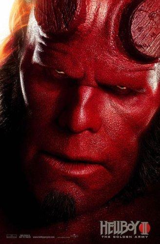 Hellboy II: The Golden Army / Хеллбой 2: Золотая Армия (2008)