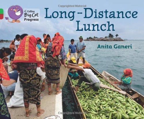 Long-distance Lunch (Collins Big Cat Progress) PDF