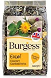 Excel Nature Snacks Country Garden Herbs 120 g (Pack of 5)