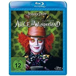 Alice im Wunderland Blu-ray
