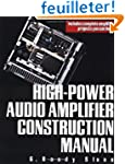 High-Power Audio Amplifier Constructi...