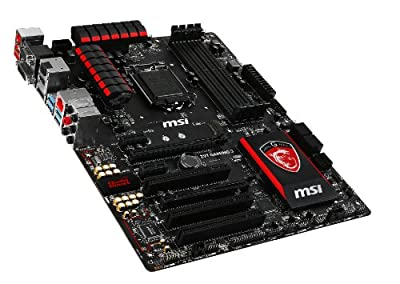 MSI ATX DDR3 2600 LGA 1150 Motherboards Z97 GAMING 3