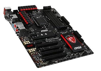 MSI ATX DDR3 2600 LGA 1150 Motherboards Z97 GAMING 3