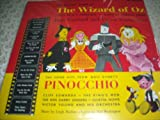 The Musical Score of The Wizard of Oz / The Song Hits From Walt Disney's Pinocchio