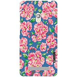 Back Cover For Asus Zenfone 5 A501CG (Printed Designer)