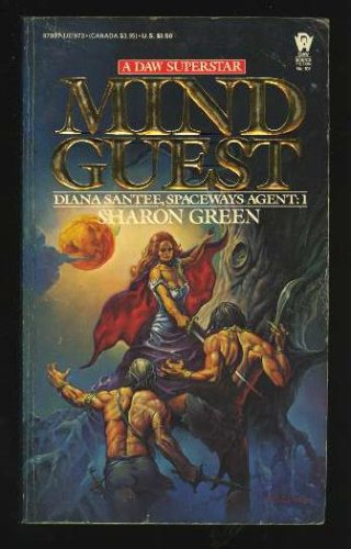 Mind Guest (Daw Collector's Book, No 601), Sharon Green