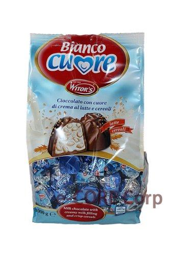 ウィターズ クリーミーミルクチョコレートプラリネ 1kg