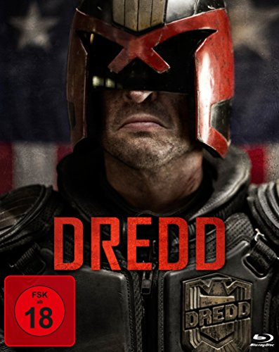 Dredd - Mediabook [Blu-ray] [Limited Collector's Edition]