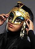 Las mujeres egipcias enmascarados bola ojo máscara