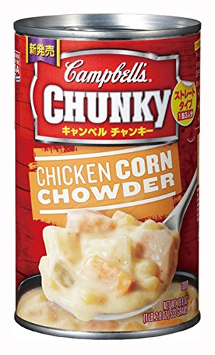 Campbell's Chunky Soup, Chicken Corn Chowder, 18.8 Ounce (Chicken And Corn compare prices)